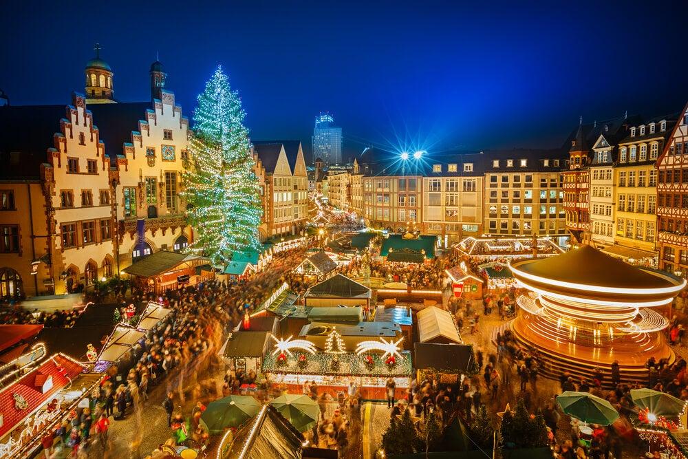 Los mejores mercadillos navideños en Europa