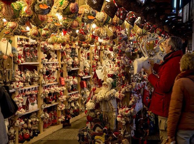 Mercadillo navideño de Manchester