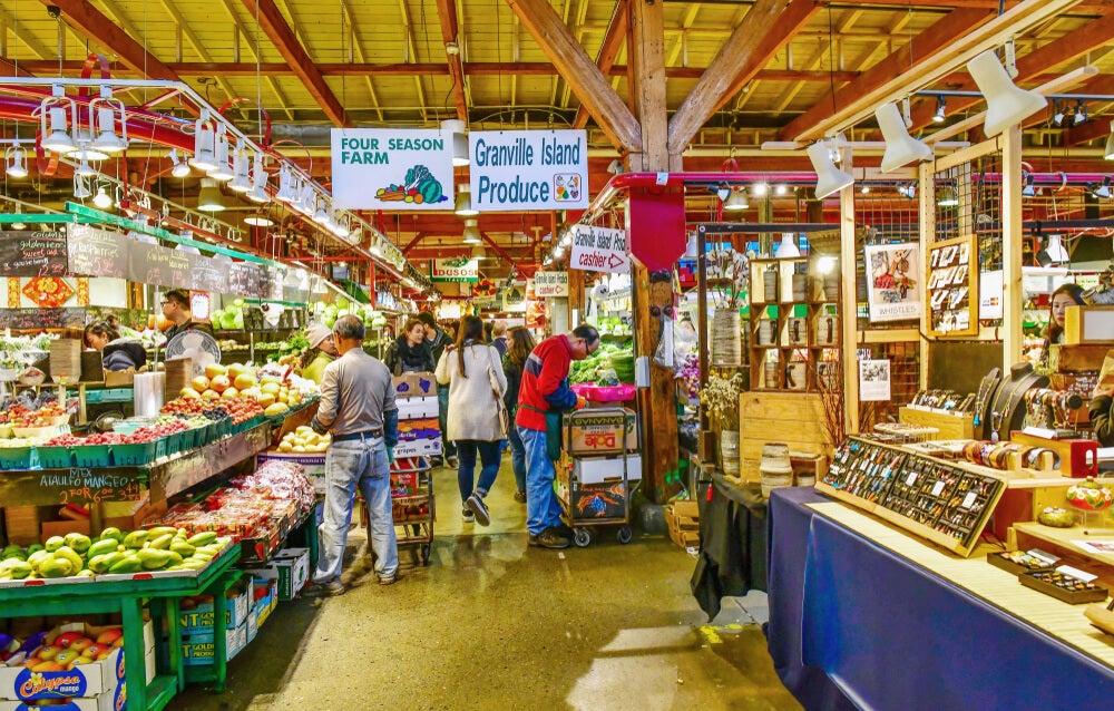 Mercado de Granville Island