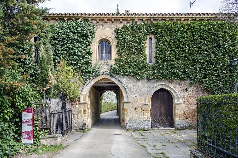 Monasterio de San Polo en la Soria templaria