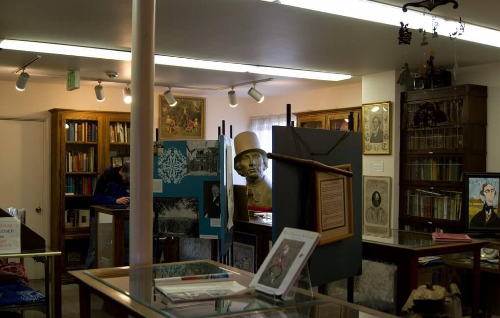 Museo de Hans Christian Andersen en Solvang