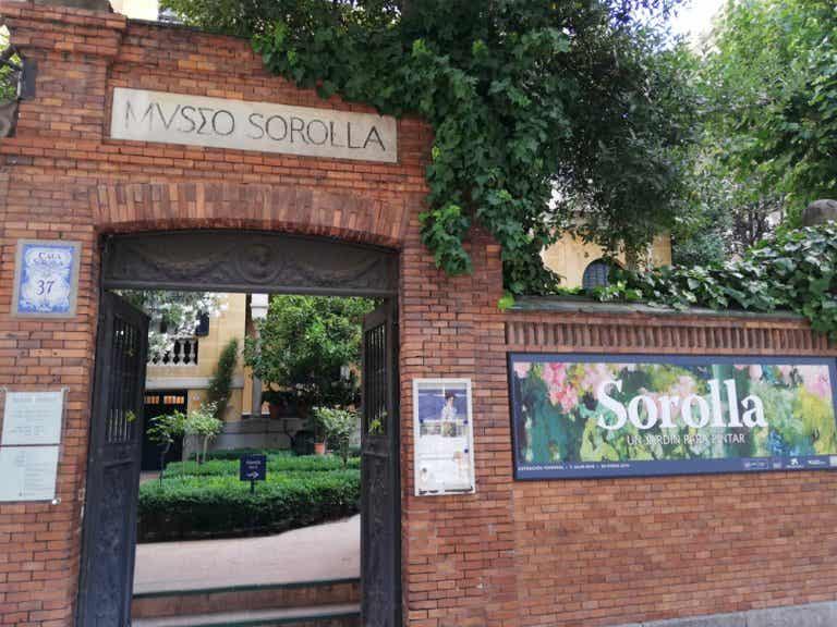 Museo Sorolla de Madrid: horario, precio y ubicación