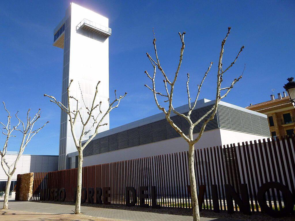 Museo Torre del Vino en Socuéllamos