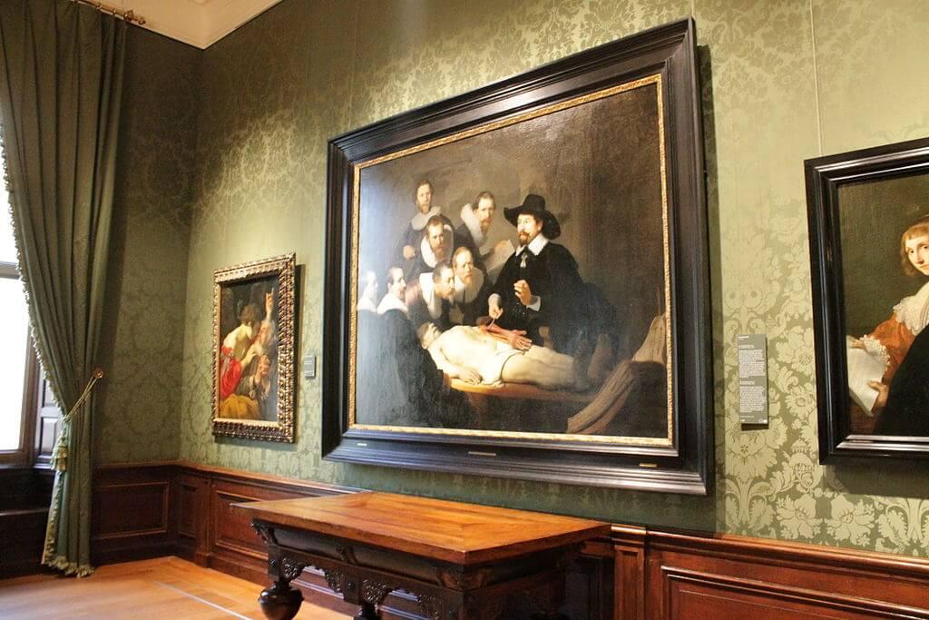 Museo Mauritshuis en La Haya