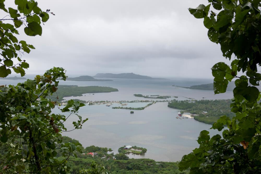 Palikir, capital de los Estados Federados de Micronesia