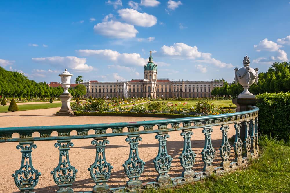 Palacio de Charlottenburg en Berlín