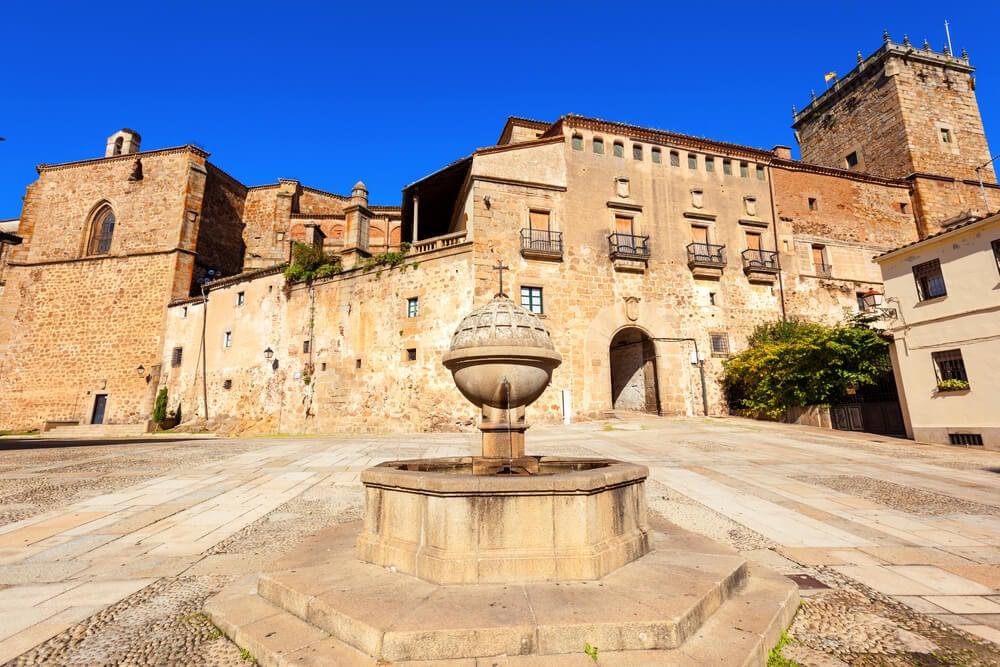 Una visita a la ciudad de Plasencia, al norte de Cáceres