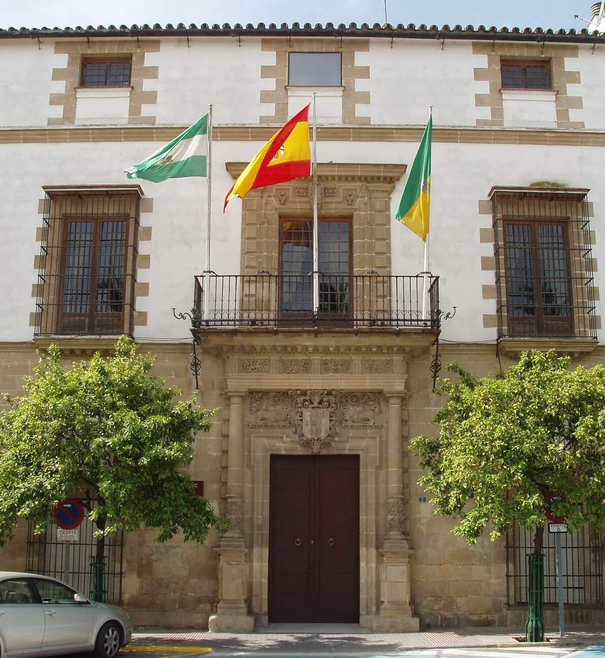 Casa-palacio de Reynoso en el Puerto de Santa María