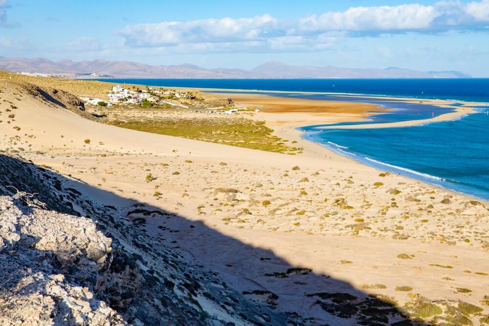 Parque Natural de Jandía en Fuerteventura