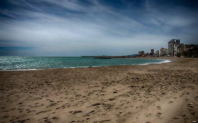 Playa de Vinaroz