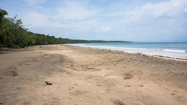 Playa Grande en Costa Rica