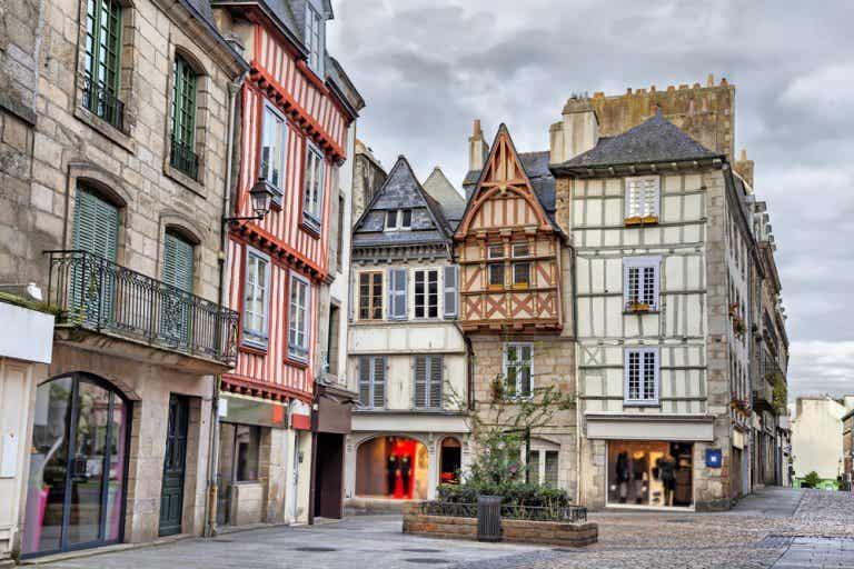 Quimper, una preciosa villa medieval en Bretaña