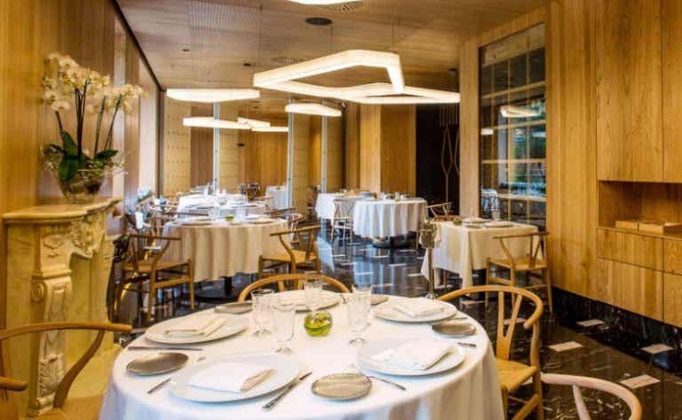 Restaurante A'Barra, alta cocina en Madrid