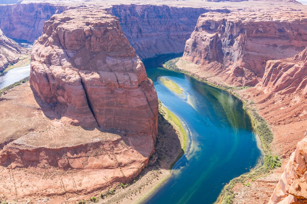 Río Colorado en Horseshoe Bend