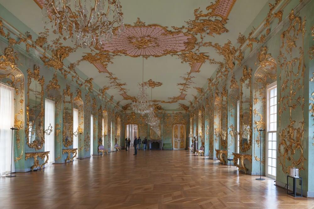 Salón de baile del palacio de Charlottenburg