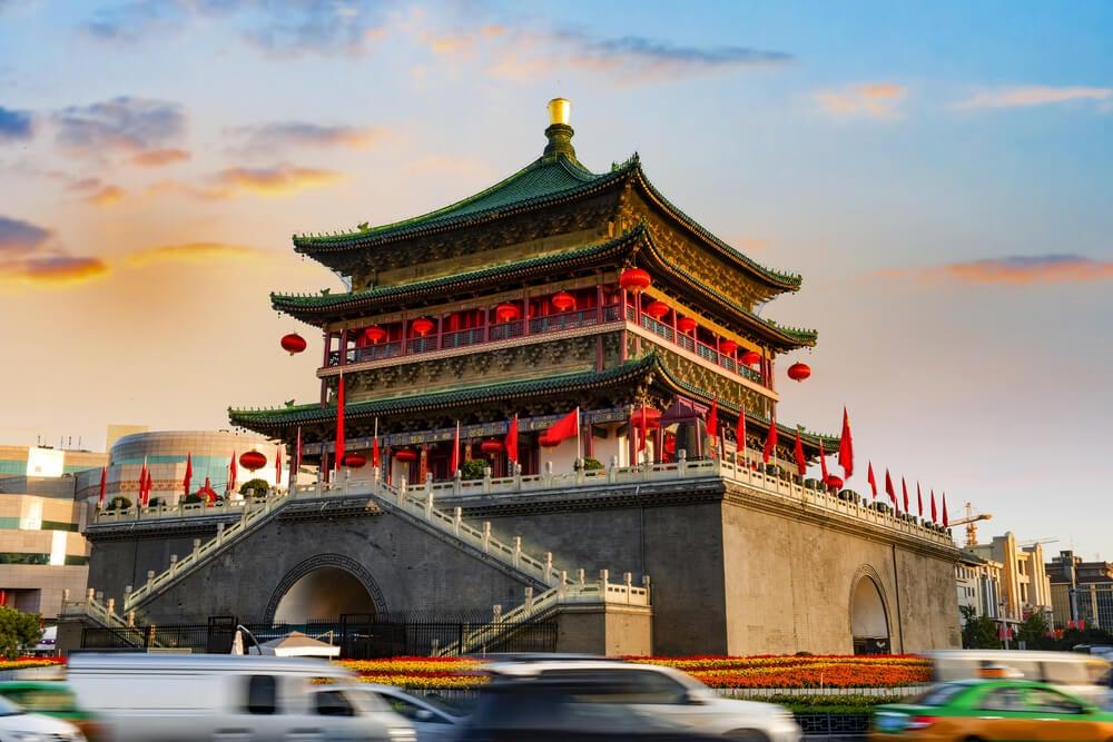 Torre de la Campana de Xian
