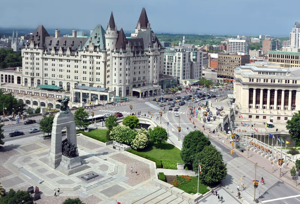 Vista de Ottawa