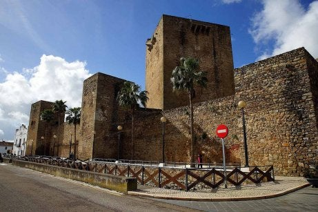 Alcazaba de Olivenza en Badajoz