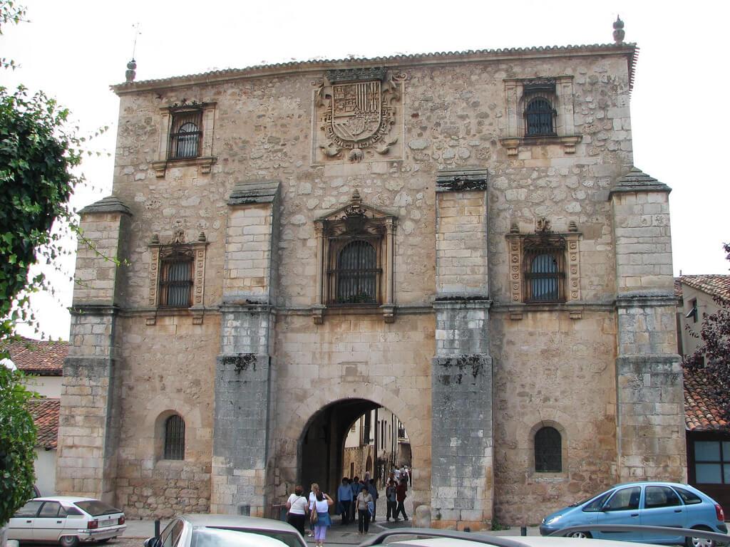Archivo del Adelantado en Covarrubias
