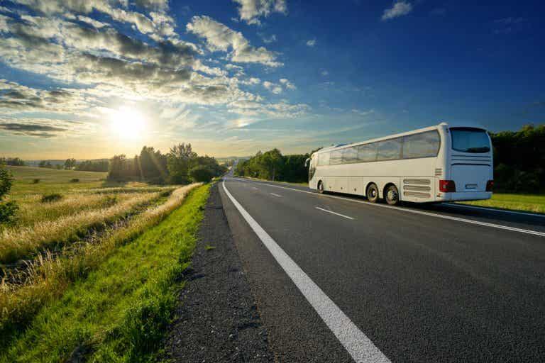 10 consejos para un largo viaje en autobús