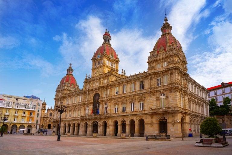 La ciudad de A Coruña, un tesoro en tierras gallegas