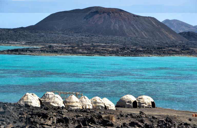 4 secretos de la bahía de Ghoubet, en Yibuti