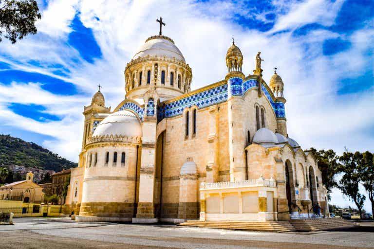 Basílica Menor de Nuestra Señora de África, una joya en Argel