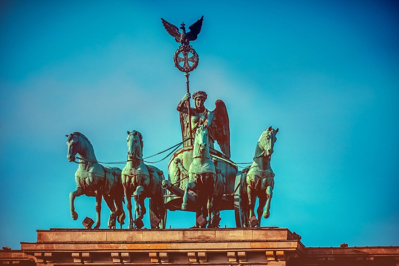 Cuadriga de la Puerta de Brandeburgo
