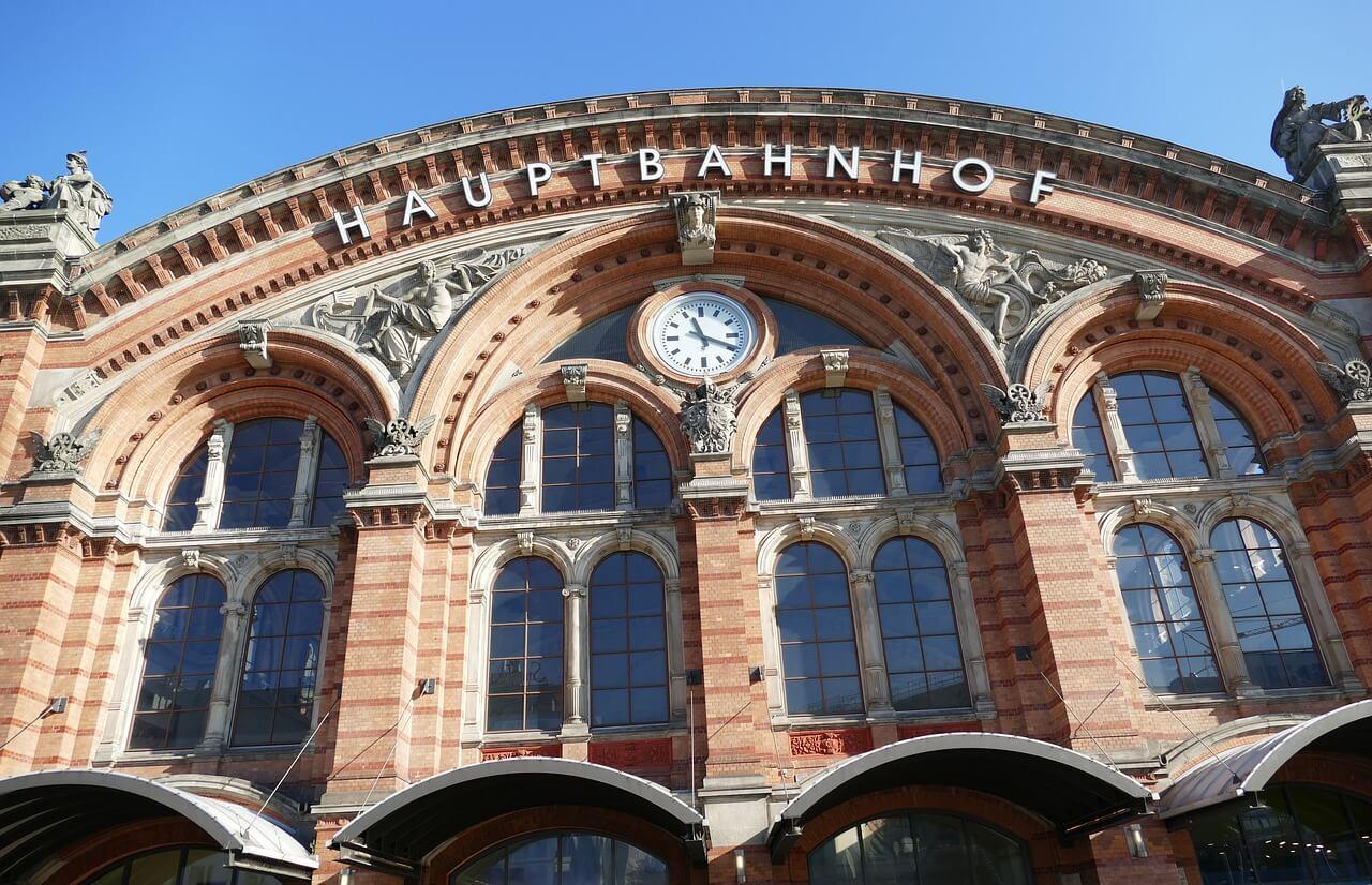Estación de trenes de Bremen