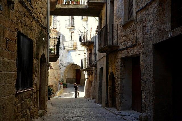 Calle de Horta de San Juan