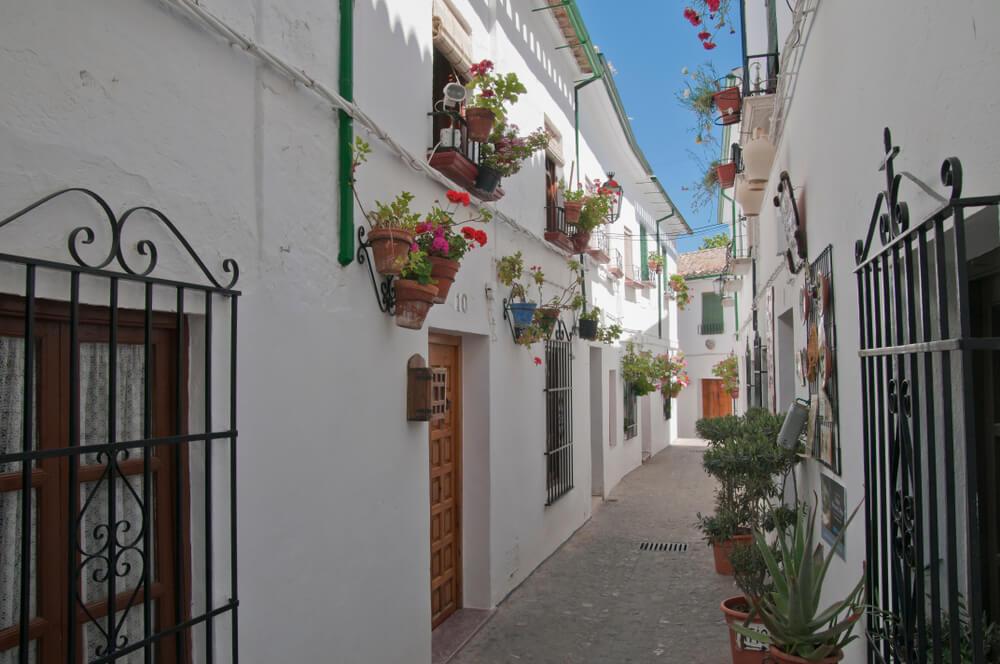Calle de Priego de Córdoba