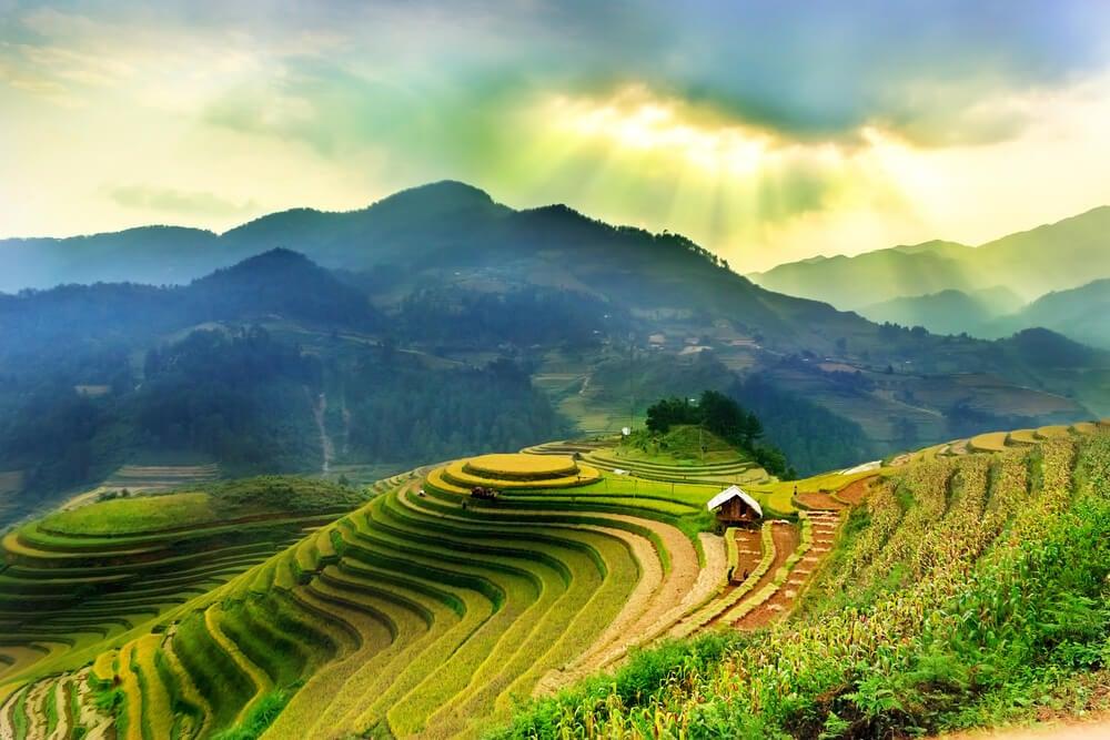 Una ruta por los paisajes más bellos de Vietnam