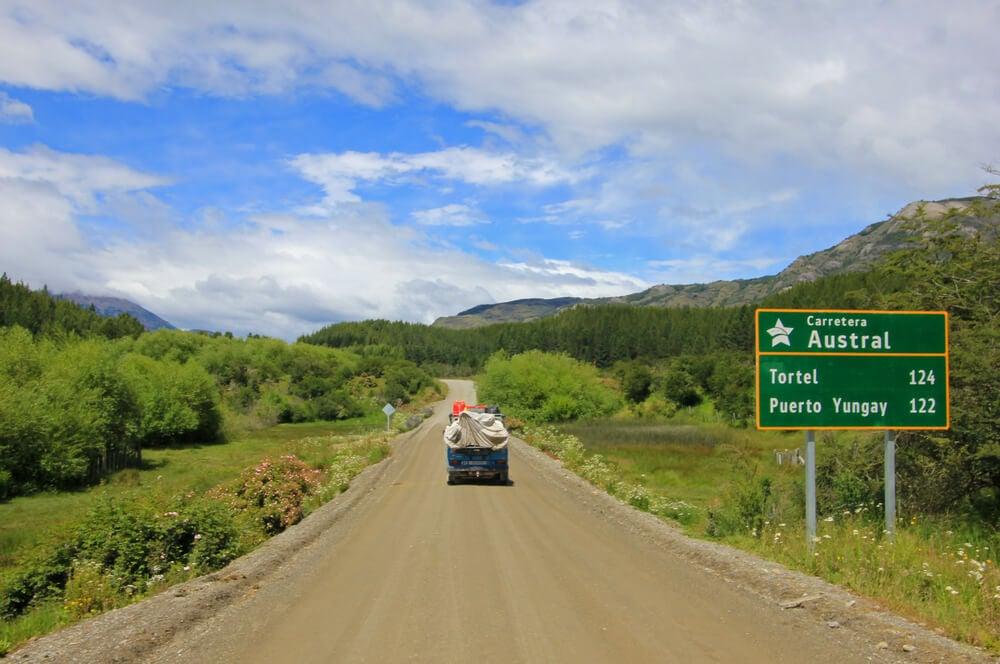 La Carretera Austral, toda una aventura en Chile