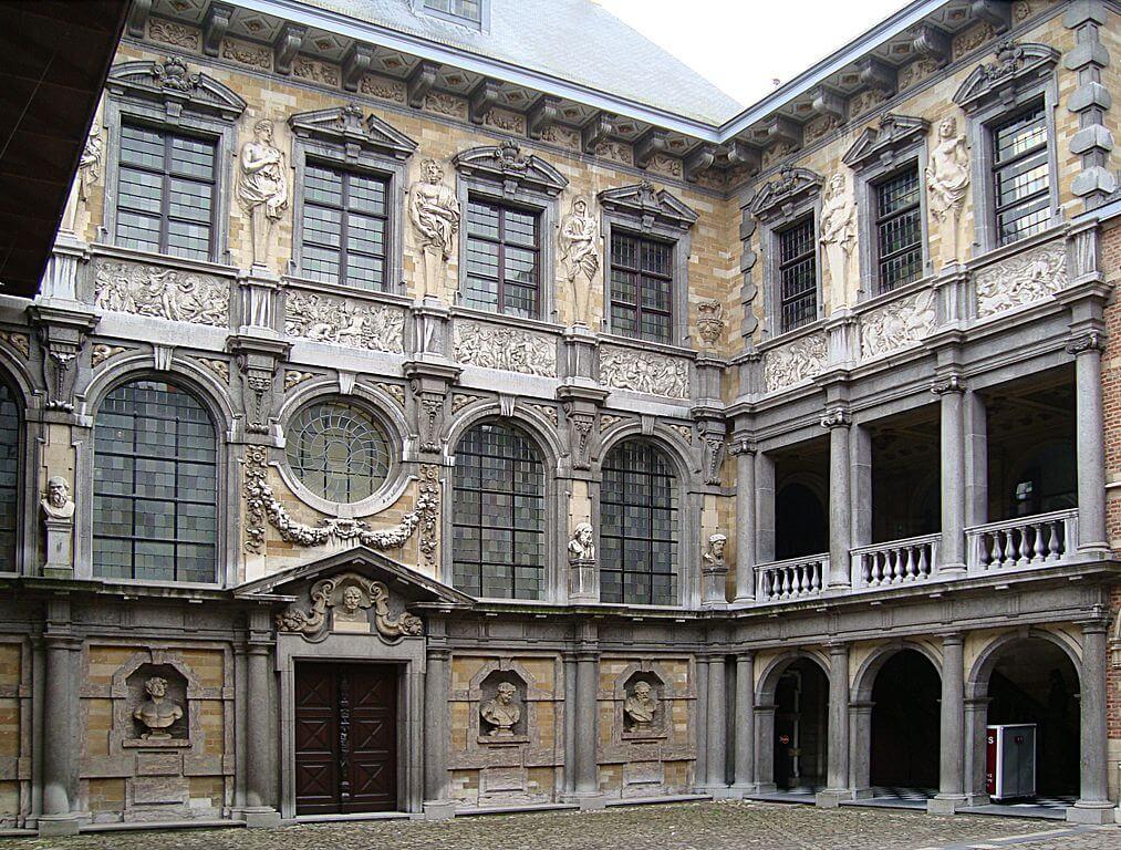 Casa-museo de Rubens en Amberes