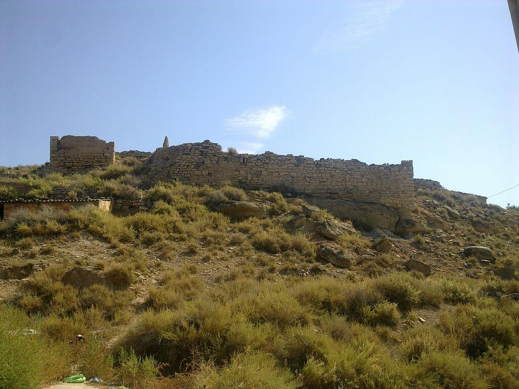 Castillo de Aitona