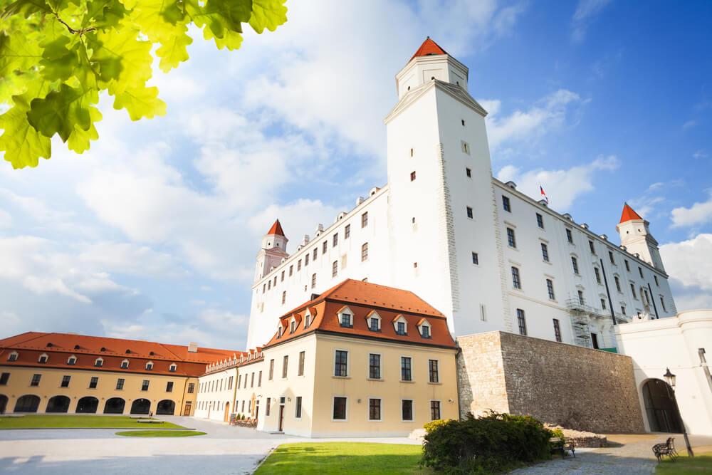 Visita el castillo de Bratislava, un lugar muy especial