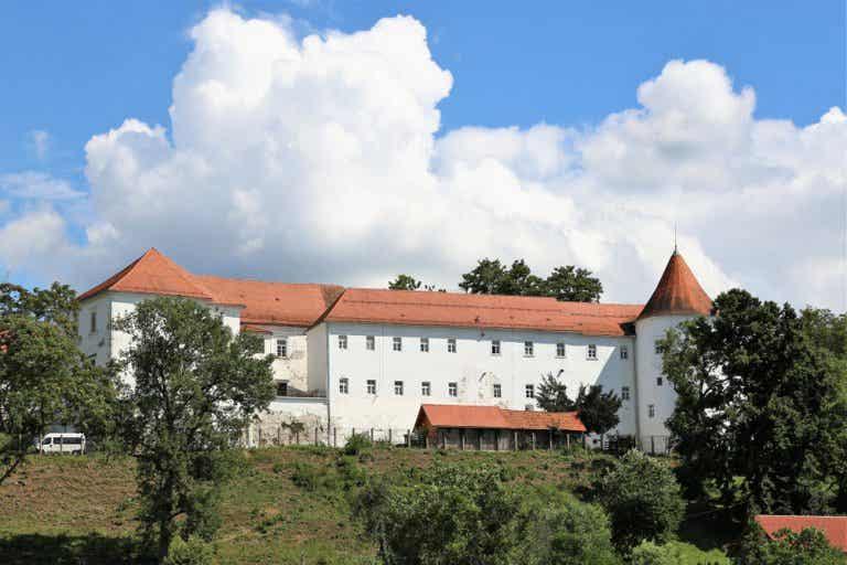 Visitamos el castillo de Hrastovec en Eslovenia