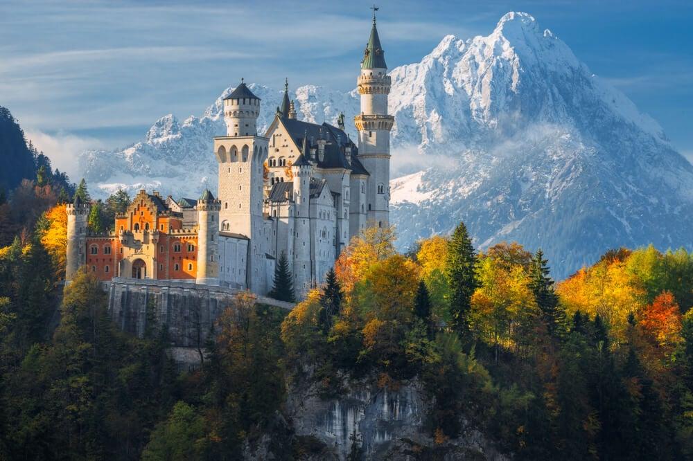 Palacios y castillos de Baviera, una ruta de cuento
