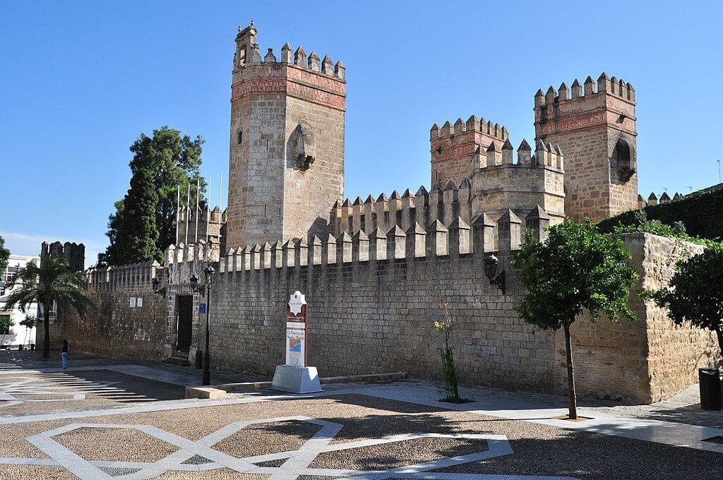 Entrada al castillo de San Marcos