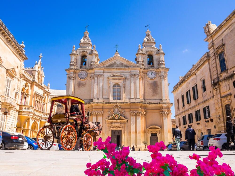 Catedral de San Pablo de Mdina