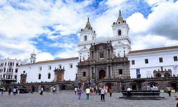 El centro histórico de Quito y su importancia patrimonial