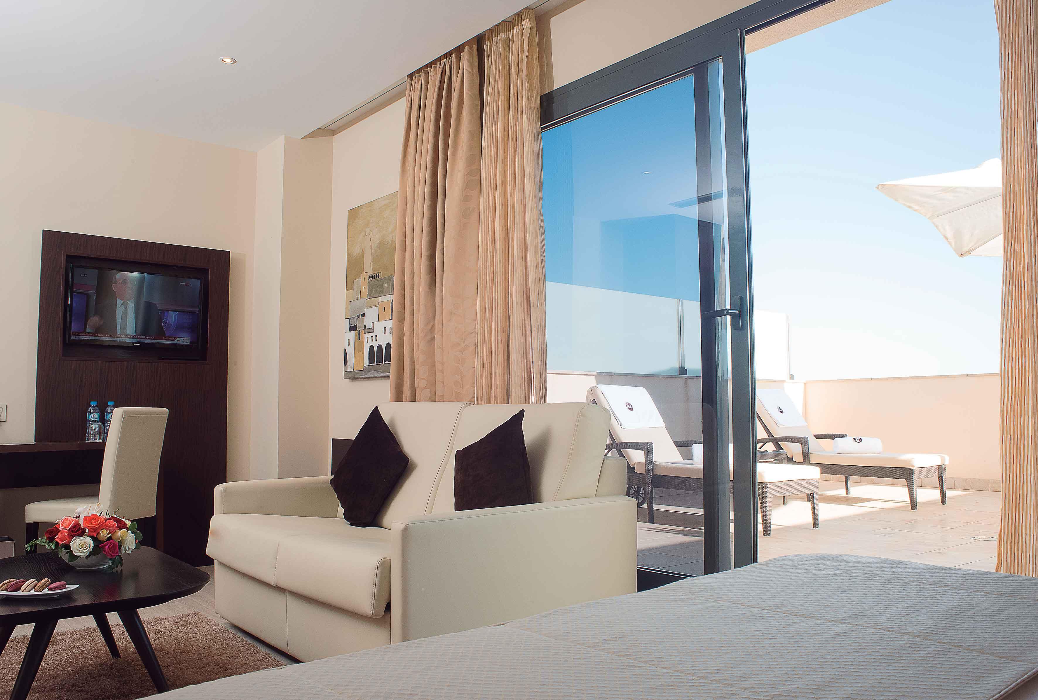 Habitación del hotel AZ Zeralda