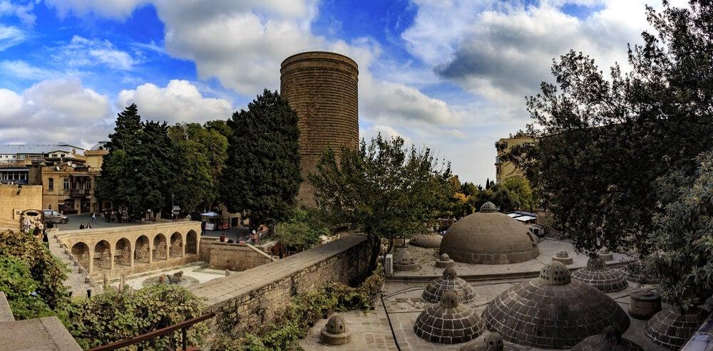 Ciudad amurallada de Baku