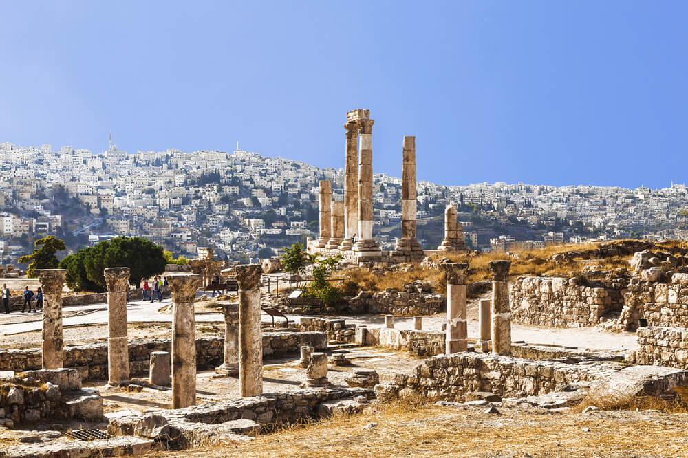 Qué ver en la Ciudadela de Amán, en Jordania
