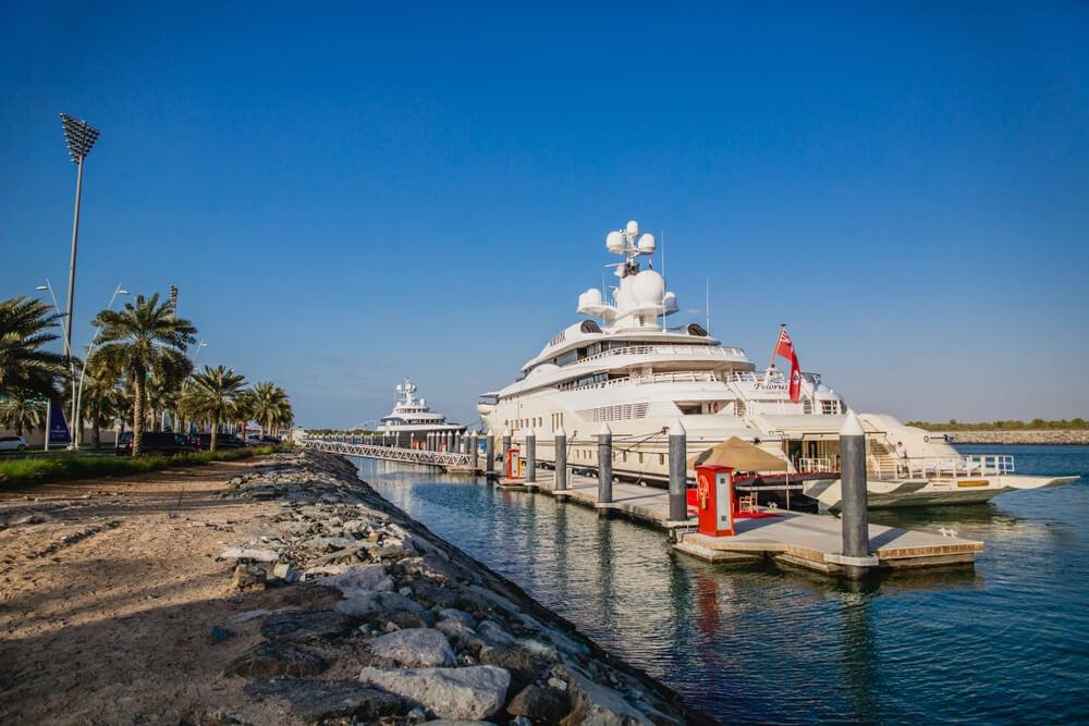 Un crucero por los Emiratos Árabes, ¿te animas?