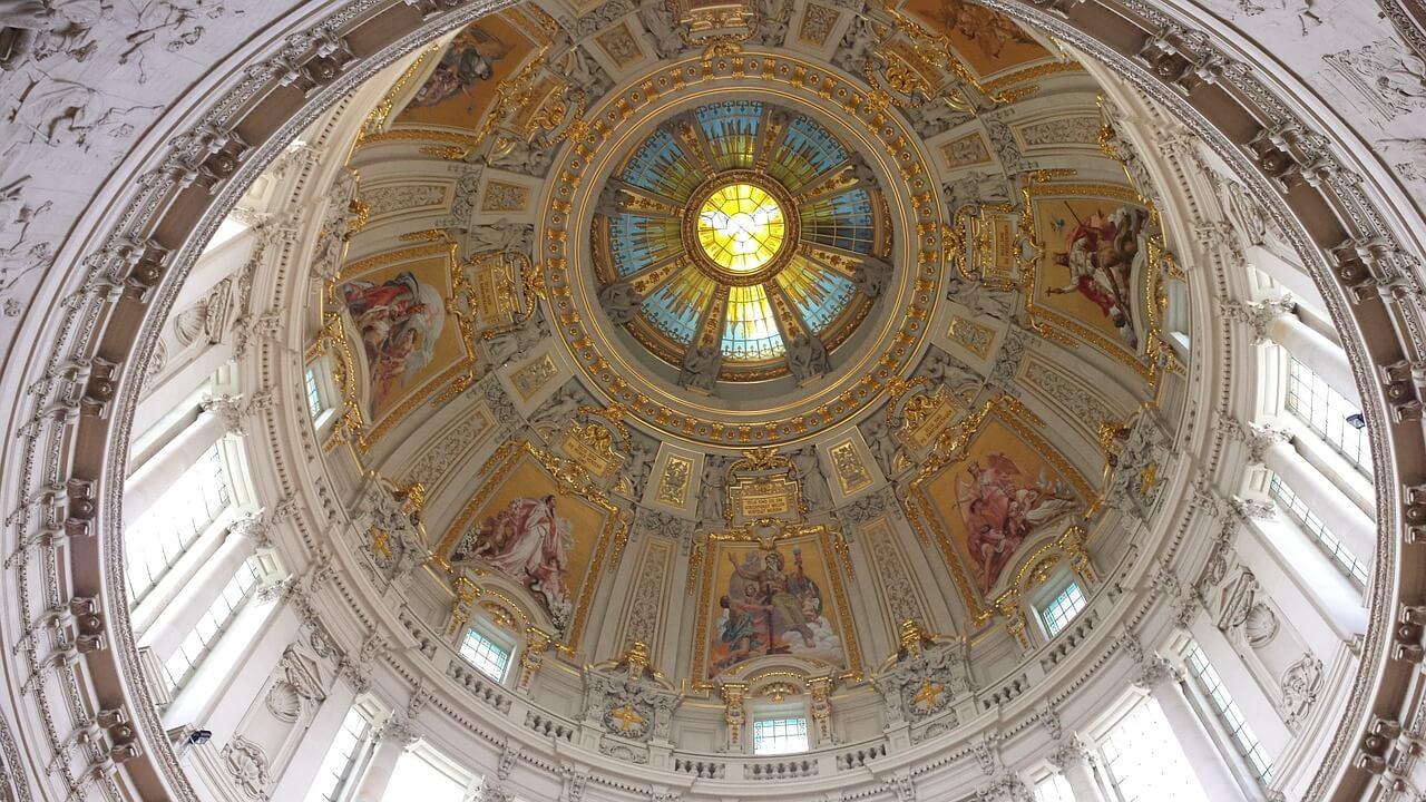 Cúpula de la catedral de Berlín