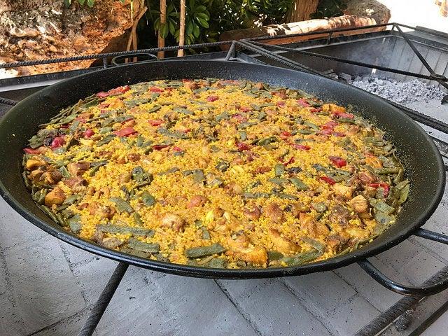 Día de las paellas en Benicassim