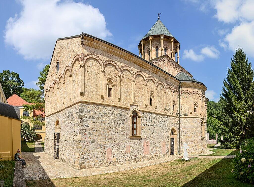 Monasterio Novo Hopovo en Fruska Gora