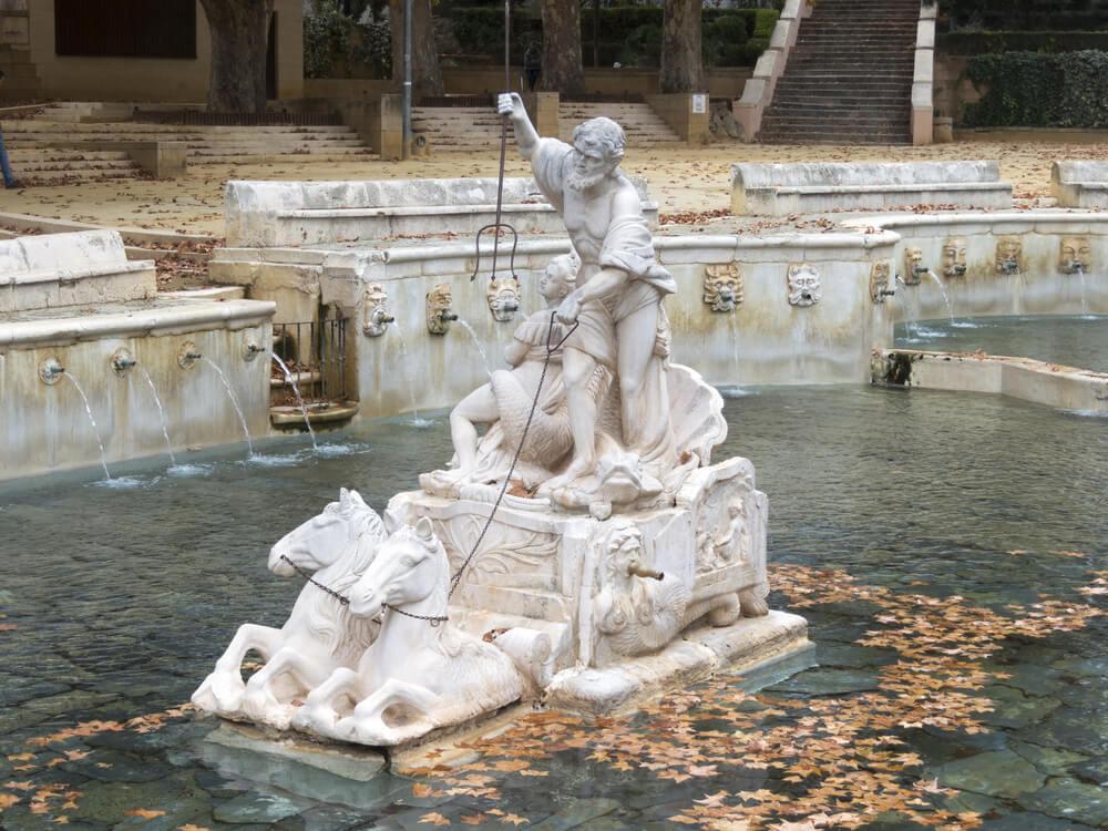 Fuene del Rey en Priego de Córdoba
