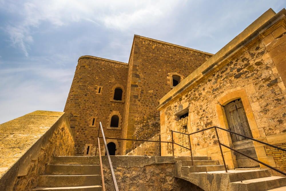 Fuerte de Santa Cruz en Orán